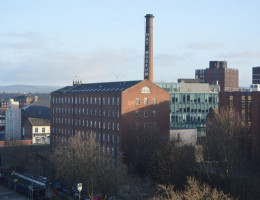 Is stockport a hotspot for Businesses