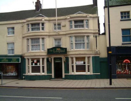 the leopard inn Burslem