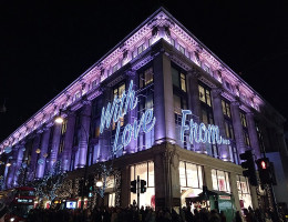 Oxford_Street_Selfridges_Christmas_Decorations_2017
