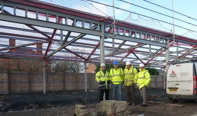 Silverstone-to-oversee-Morpeth-Co-op-Store-Construction