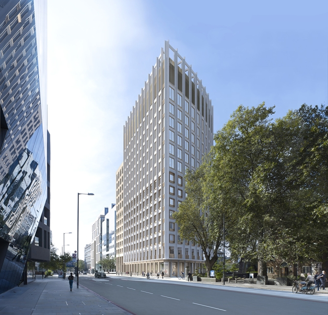Derwent-London-secures-Planning-Permission-for-mixed-use-South-Bank-scheme