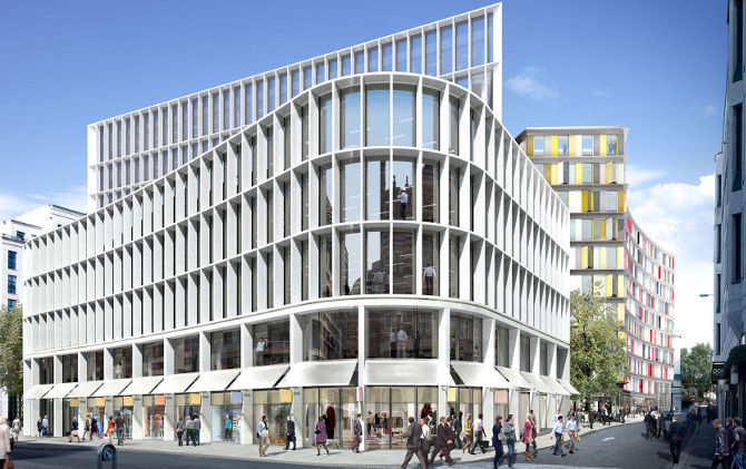 Land Securities Signs A Further 70,000 sq ft Of Lettings At New Ludgate
