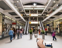 Christmas rush has started for shopping centre investors