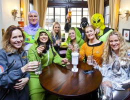 Land Aid day sees property industry go the extra mile for charity