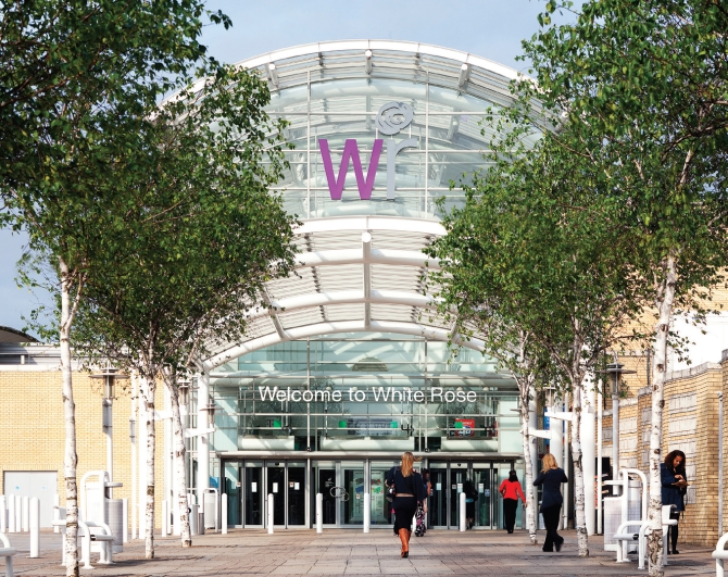 Leeds White Rose Shopping Centre signs Six New Tenants in Three Months