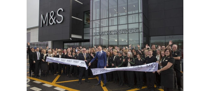 M&S and Next Join Merthyr Tydfil Retail Park