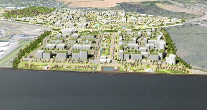 Mixed-Use-Rosyth-Waterfront-Development-moves-a-Step-Closer
