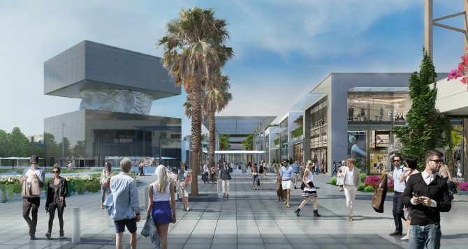Reiss to open First French Store at Polygone Riviera