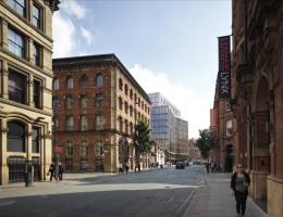 Urban & Civic submits plans to regenerate key Manchester City Centre site