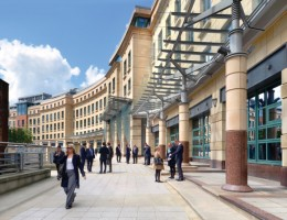 Ryden Signs For Exchange Crescent Headquarters