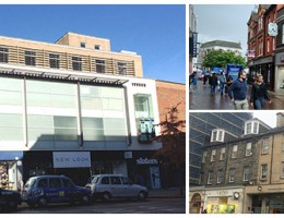 Three high street assets purchased by Hunter UK retail Trust