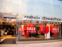 Unprofitable French Connection Store in Regent to Suffer from Closures