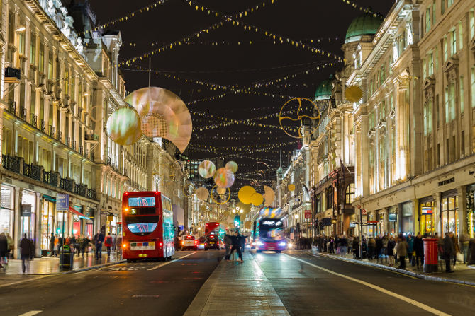 London Retail Space Set to Grow by 8 Million Sq Ft in Five Years