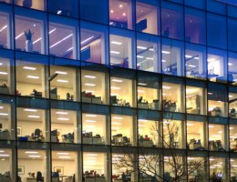 A Positive 2016 For UK Office Market