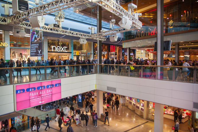 UK Shopping Centre Transactions Reach Record £4.3 billion in 2015