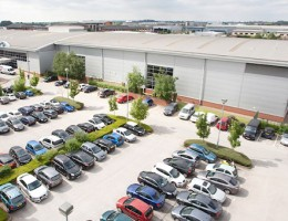 £11m Prime Derby HQ Office Acquired by Praxis