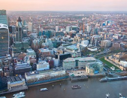 Strong return from investments in London 2015