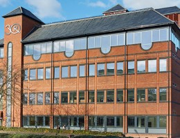 £1.5m queens road offices upgrade sees strong investment return