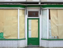 Vast increase of short term outlet vacancy rates in UK