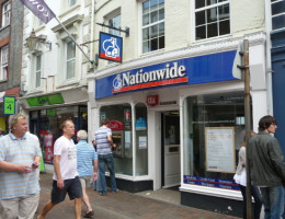 Nationwide to close its commercial property mortgage lending business