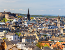 Edinburgh needs development to act as incentive for investment